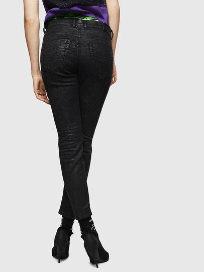 Diesel - Krailey JoggJeans 084AG, Noir/Gris foncé - Jeans - Image 2