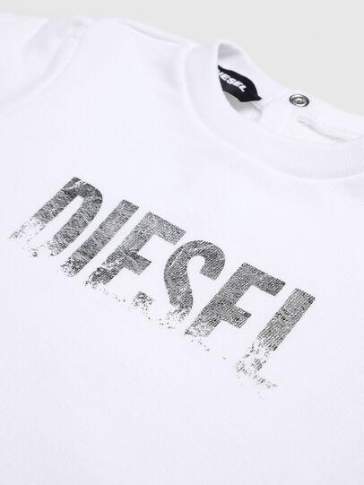 Diesel - SRALLYB, Blanc - Pull Cotton - Image 3