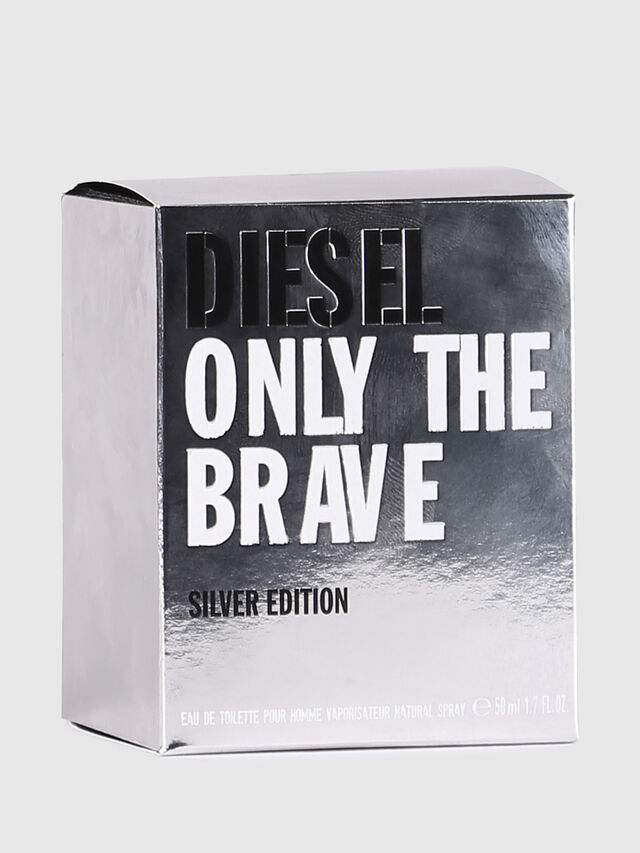 ONLY THE BRAVE SILVER EDITION 50ML, Argent