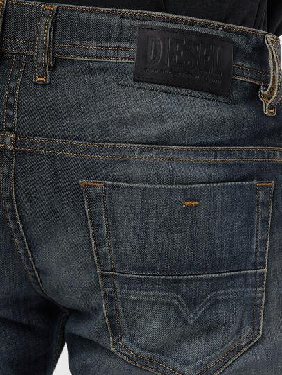 Diesel - Thommer 009EP, Bleu Foncé - Jeans - Image 4