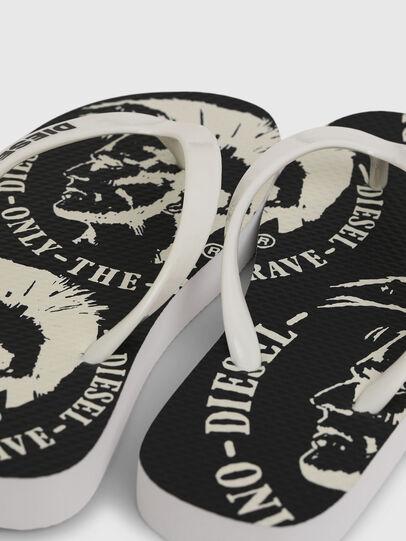 Diesel - FF 22 FLIPPER CH,  - Footwear - Image 4