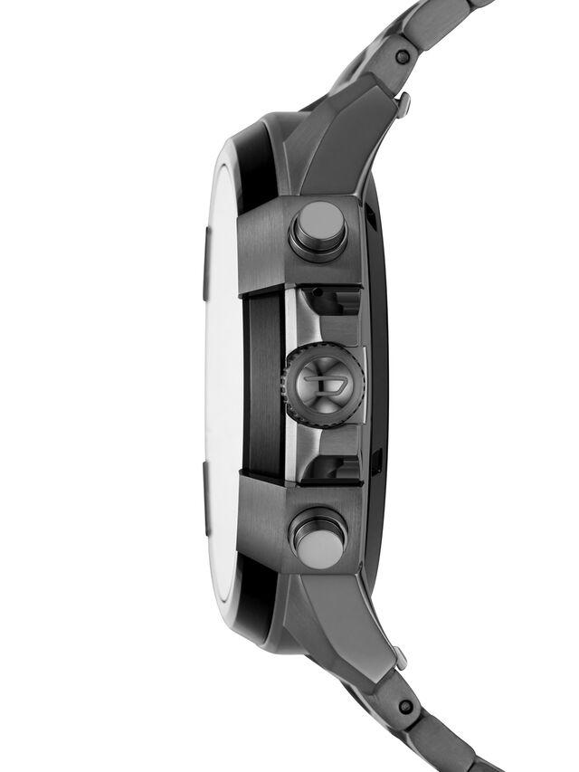 Diesel - DT2004, Gris Métal - Smartwatches - Image 4