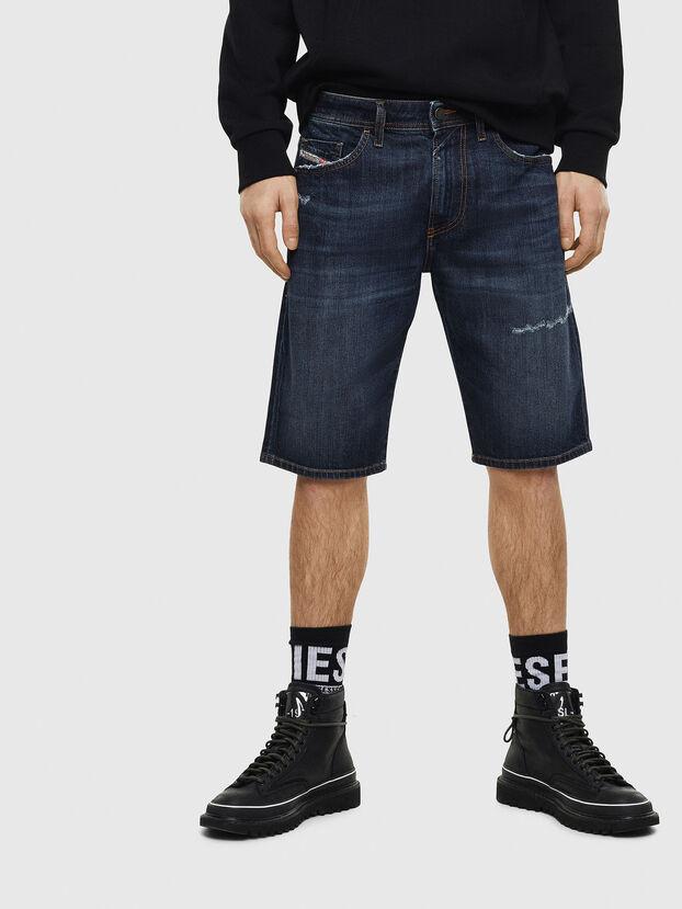 THOSHORT, Bleu Foncé - Shorts