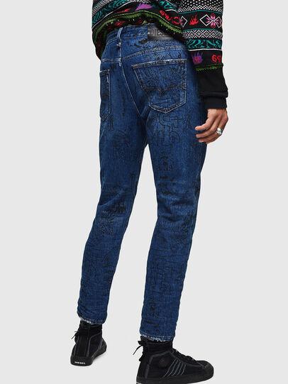 Diesel - Mharky 0078S, Bleu moyen - Jeans - Image 2