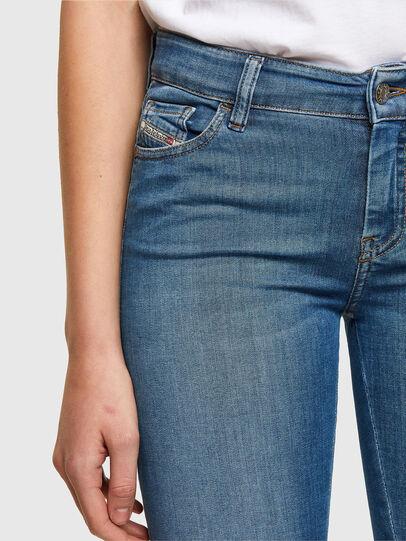Diesel - Slandy 069RR, Bleu Clair - Jeans - Image 3