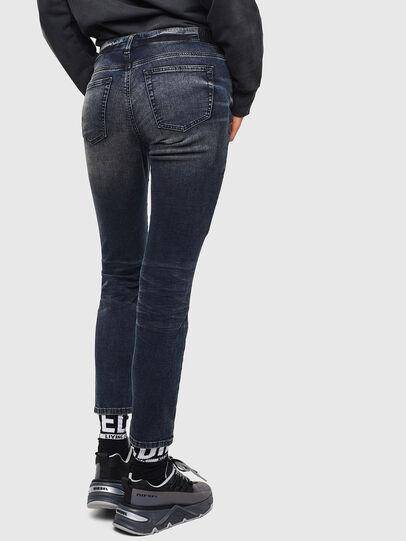 Diesel - D-Ollies JoggJeans 069GD, Bleu Foncé - Jeans - Image 2
