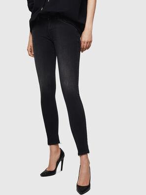 Slandy 069BU, Noir/Gris foncé - Jeans