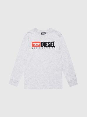 TJUSTDIVISION ML, Gris - T-shirts et Hauts