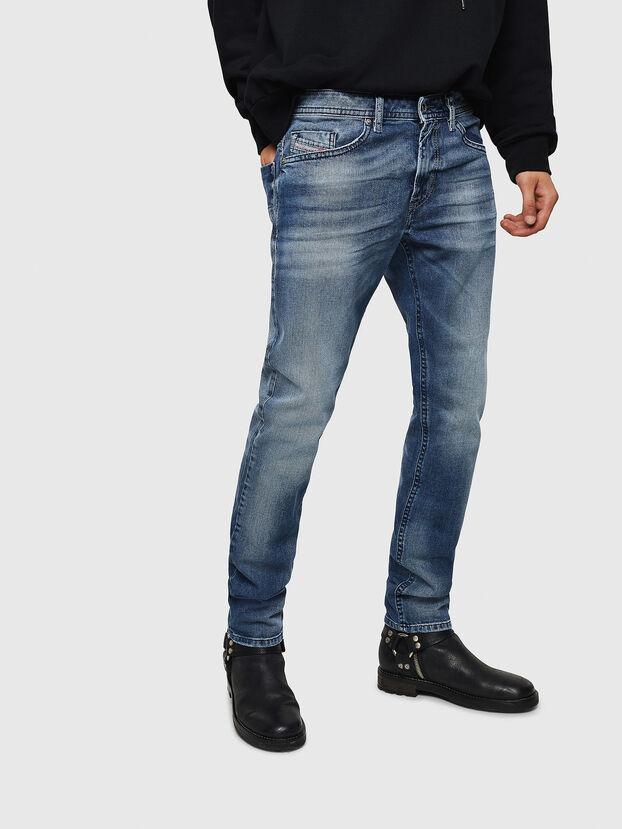 Thommer 0853P, Bleu moyen - Jeans