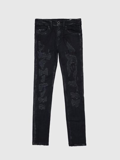 Diesel - THOMMER-J, Noir - Jeans - Image 1