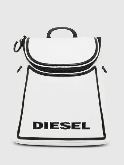 Diesel - SPYNEA, Blanc/Noir - Sacs à dos - Image 1