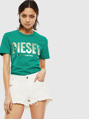 T-SILY-WX, Vert Foncé - T-Shirts
