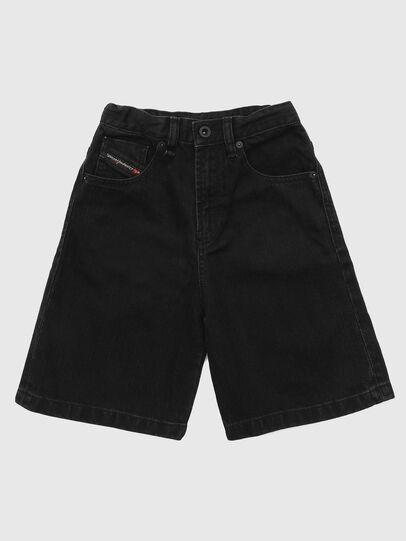 Diesel - PBRON, Noir - Shorts - Image 1