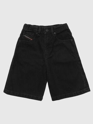 PBRON, Noir - Shorts