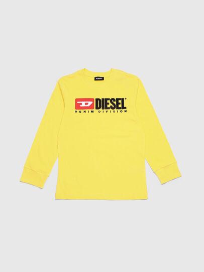 Diesel - TJUSTDIVISION ML,  - T-shirts et Hauts - Image 1