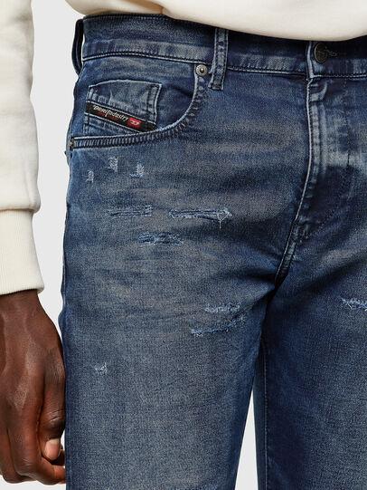 Diesel - D-Strukt JoggJeans® 069SL, Bleu Foncé - Jeans - Image 3