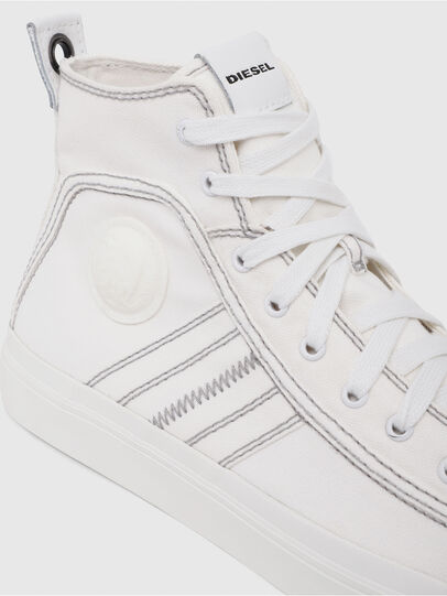 Diesel - S-ASTICO MID LACE, Blanc - Baskets - Image 5