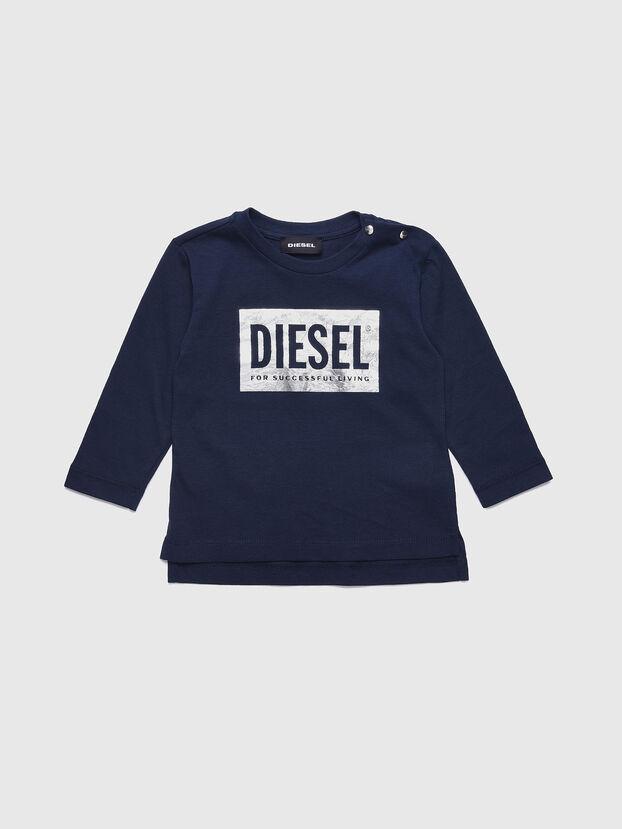 TIRRIB, Bleu Foncé - T-shirts et Hauts