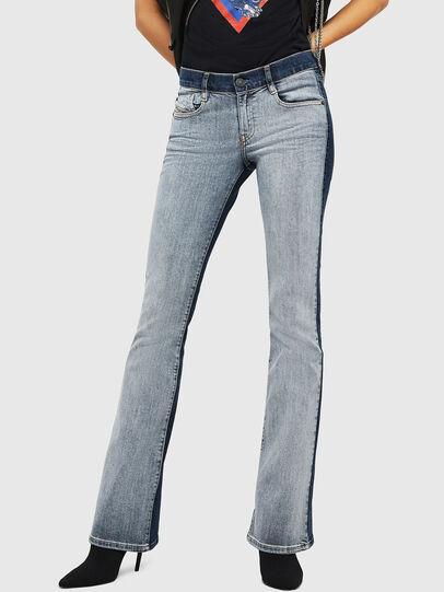 Diesel - D-Ebbey 069GR, Bleu moyen - Jeans - Image 1