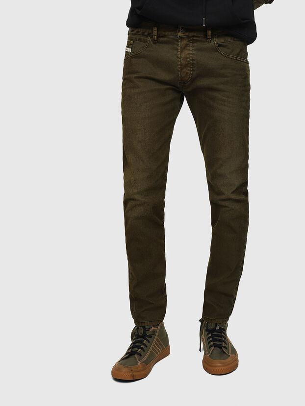D-Bazer 0091T, Vert Militaire - Jeans