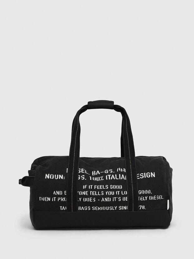D-THISBAG TRAVEL BAG, Noir - Sacs de voyage