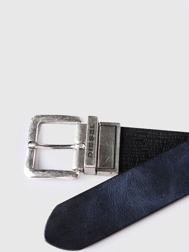 B-TWIN, Noir-bleu
