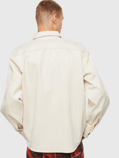 Diesel - S-JESSY, Blanc - Chemises - Image 2