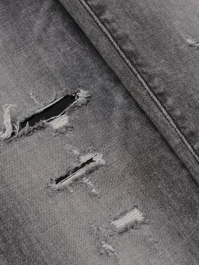 Diesel - LOWLEEH-J-N, Noir/Gris foncé - Jeans - Image 3