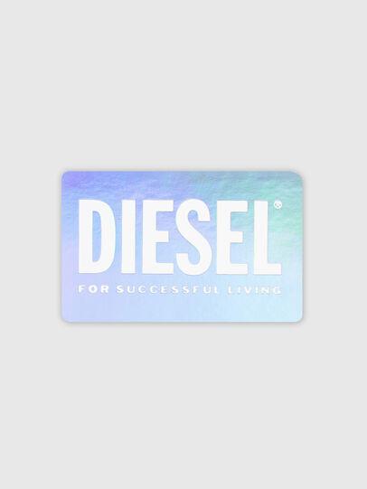 Diesel - Gift card, Blanc - Image 2