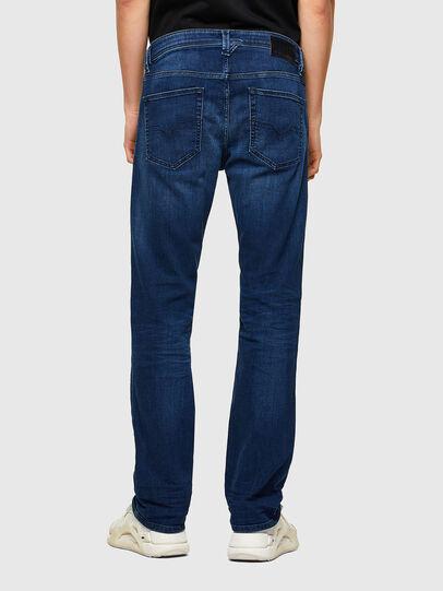 Diesel - Larkee 069SF, Bleu Foncé - Jeans - Image 2