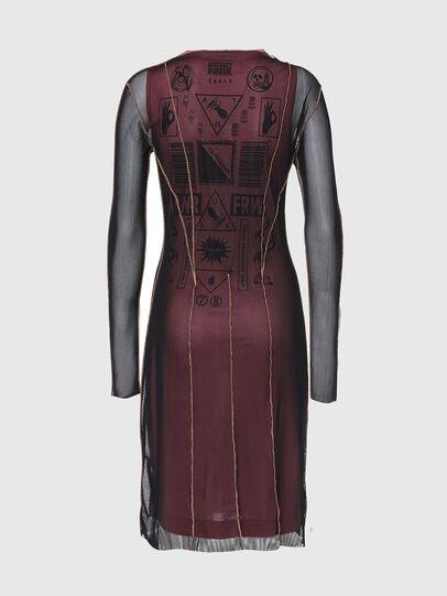 Diesel - D-VINA, Rose/Noir - Robes - Image 2