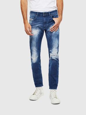Thommer JoggJeans 0099S, Bleu Foncé - Jeans