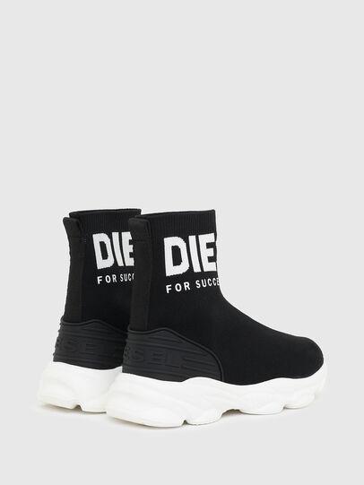 Diesel - S-SERENDIPITY SO MID, Noir/Blanc - Footwear - Image 3
