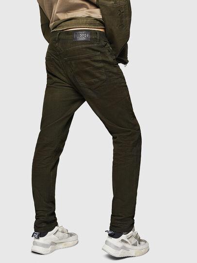 Diesel - Mharky 0078D, Vert Militaire - Jeans - Image 2