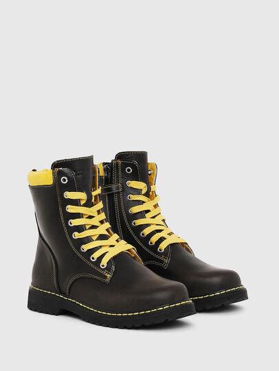 Diesel - HB LACE UP 04 YO, Noir - Footwear - Image 2