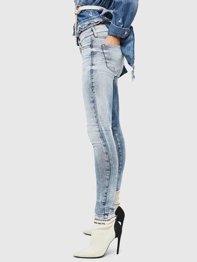 Diesel - Slandy 083AR, Bleu Clair - Jeans - Image 4