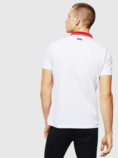 Diesel - LR-T-HART-VIC, Blanc - Polos - Image 2
