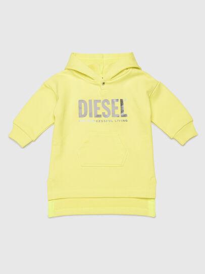 Diesel - DILSETB, Jaune - Robes - Image 1