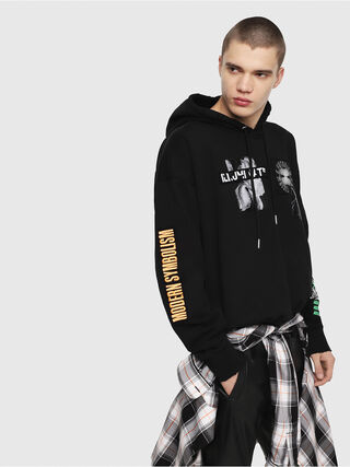 S-ALBY-HOOD-Y1,  - Pull Cotton