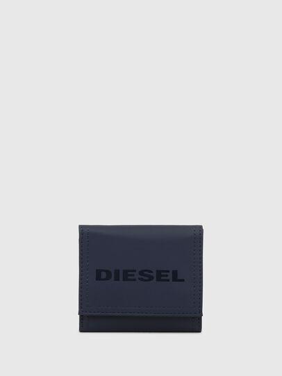 Diesel - YOSHINO LOOP, Bleu Foncé - Petits Portefeuilles - Image 1