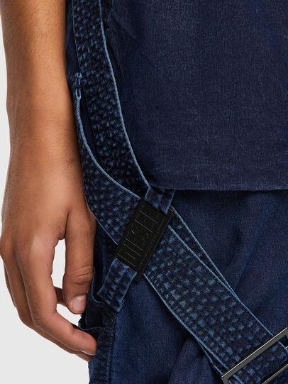Diesel - D-Fedry JoggJeans® 0CBBZ, Bleu Foncé - Jeans - Image 4