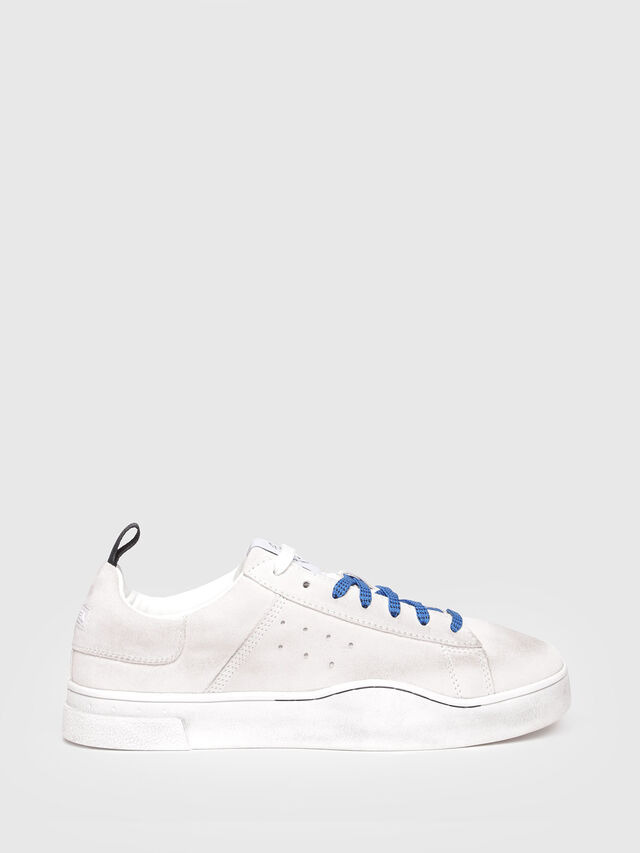 Diesel - S-CLEVER LOW, Blanc - Baskets - Image 1
