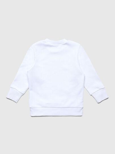 Diesel - SUNGB-R, Blanc - Pull Cotton - Image 2