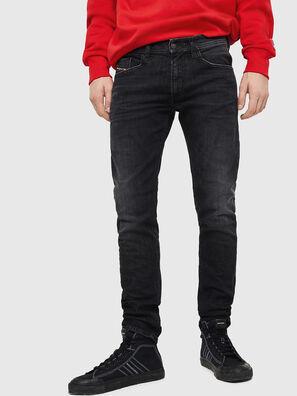 Thommer 0890E, Noir/Gris foncé - Jeans