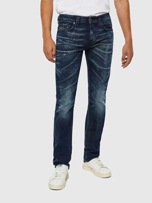 Safado 084AM, Bleu Foncé - Jeans