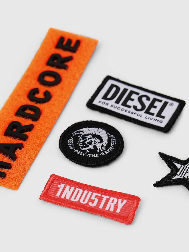 Diesel - PATCH-SEK, Multicolore - Bijoux et Gadgets - Image 3