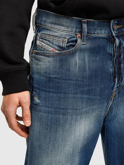 Diesel - D-Vider 009RS, Bleu Foncé - Jeans - Image 4
