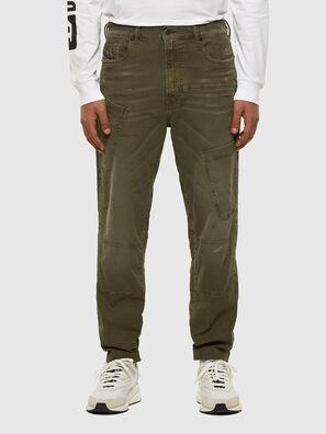 D-Azzer JoggJeans 069NF, Vert Militaire - Jeans