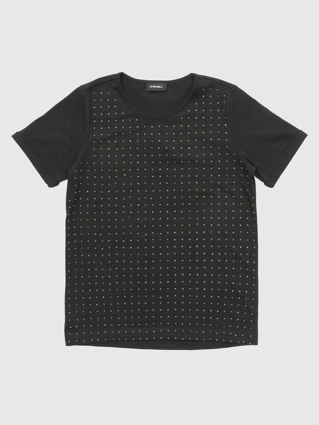 TJNOEL, Noir - T-shirts et Hauts