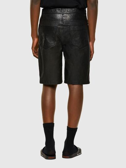 Diesel - P-MACS-SHORT, Noir - Pantalons - Image 2